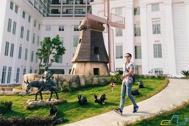 công viên 7 kỳ quan thế giới Đà Nẵng