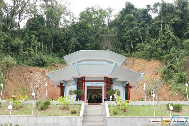 Khu di tích Quốc gia đặc biệt rừng Trần Hưng Đạo - điểm du lịch hấp dẫn ở cao bằng