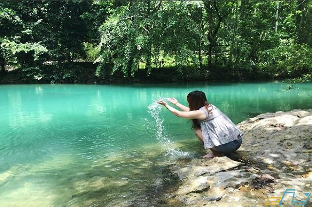 suối Lê Nin điểm du lịch nổi tiếng ở Cao Bằng