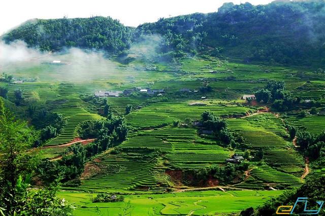 Lũng Luôn - điểm tham quan ở Cao Bằng