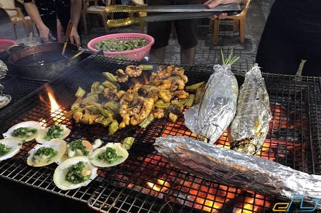 Chợ đêm hải sản Vũng Tàu – Thiên đường dành cho team mê hải sản