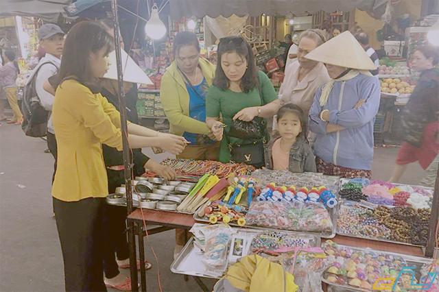 Cẩm nang du lịch Hội An 2018:: chợ đêm hội an