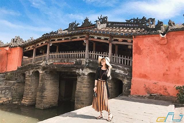 chùa cầu biểu tượng đặc trưng của du lịch văn hóa hội an