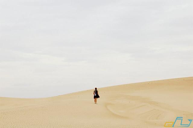 cẩm nang kinh nghiệm du lịch Ninh Thuận 2018: đồi cát nam cương
