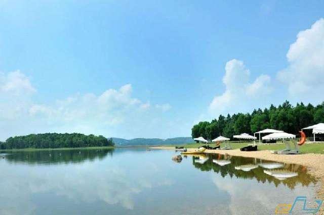 Hồ Đại Lải – Điểm phượt gần xịt Hà Nội chưa bao giờ hết hot