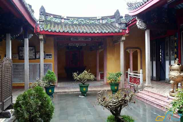 Cẩm nang du lịch Hội An 2018: hội quán triều châu