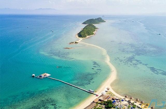 nét đẹp của đảo điệp sơn nha trang khánh hòa