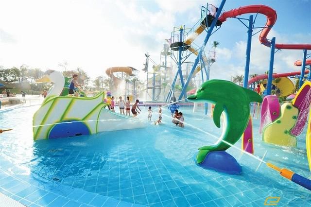 Review Vinpearl Land Phú Quốc- khu vui chơi giải trí quên lối về