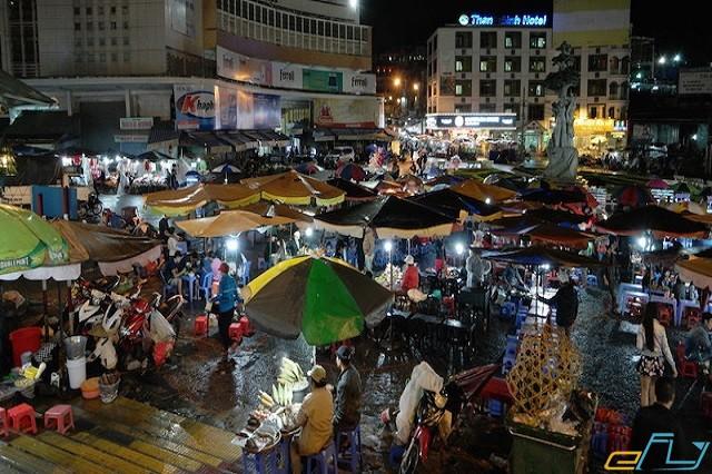 Review kinh nghiệm đi chợ đêm Đà Lạt