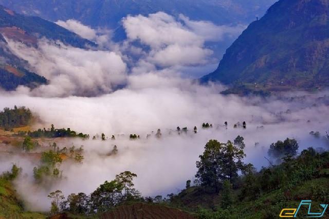 Kinh nghiệm du lịch Hòa Bình: lũng vân