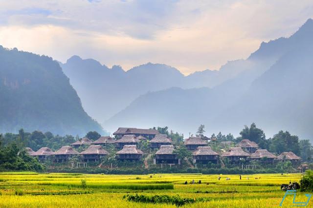 Kinh nghiệm du lịch Mai Châu: bản lác