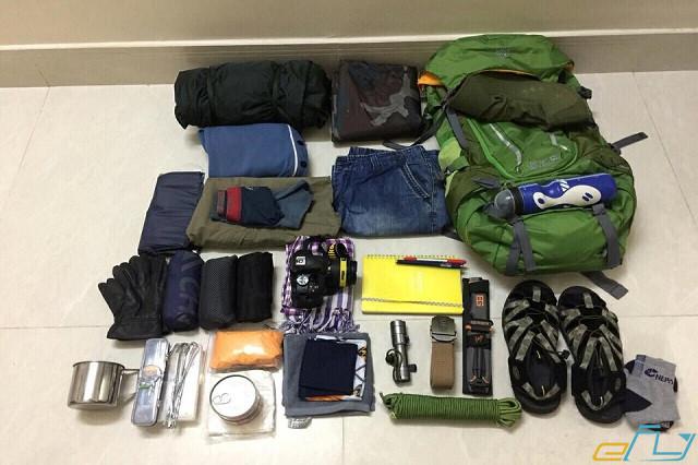 Kinh nghiệm phượt cung đường trekking Tà Năng – Phan Dũng 2019