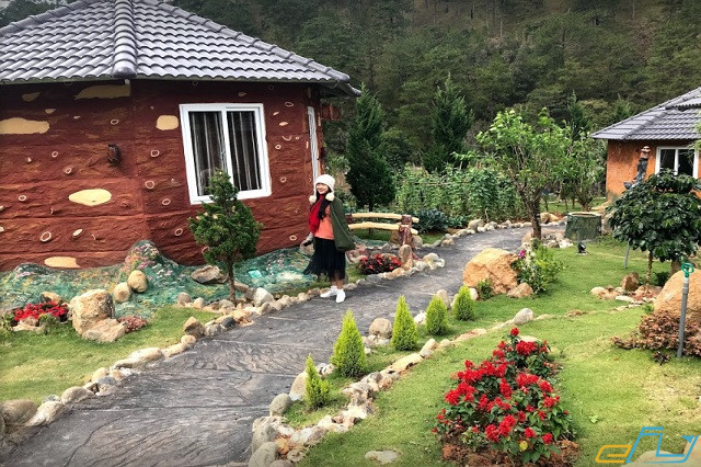 Lạc bước trong ngôi làng 7 chú lùn ở Đà Lạt