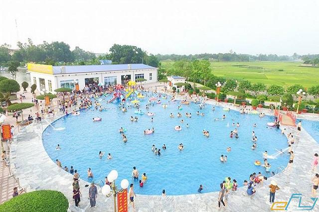 Lưu ngay những địa điểm và khu vui chơi mới ở Thái Nguyên