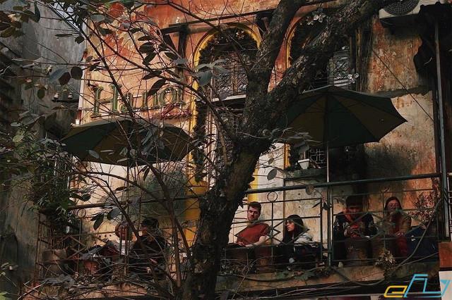Ngược về quá khứ ở 10 quán cà phê cổ Hà Nội
