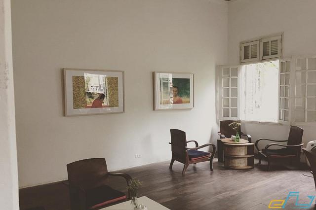 quán cà phê cổ Hà Nội:  Cafe Manzi