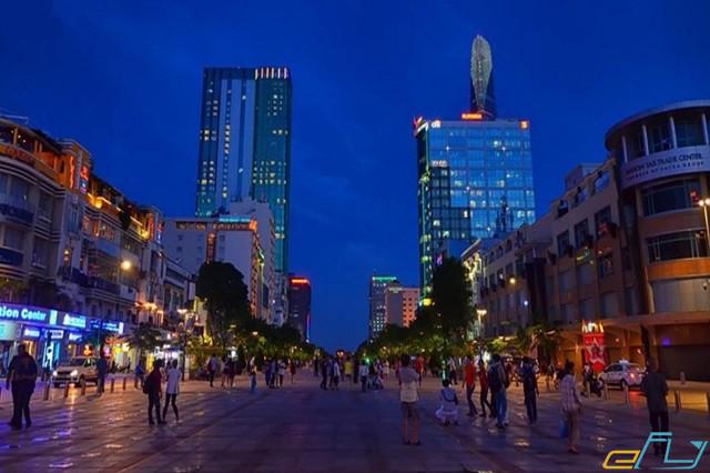 Những địa điểm vui chơi ở Sài Gòn vào buổi tối siêu hấp dẫn