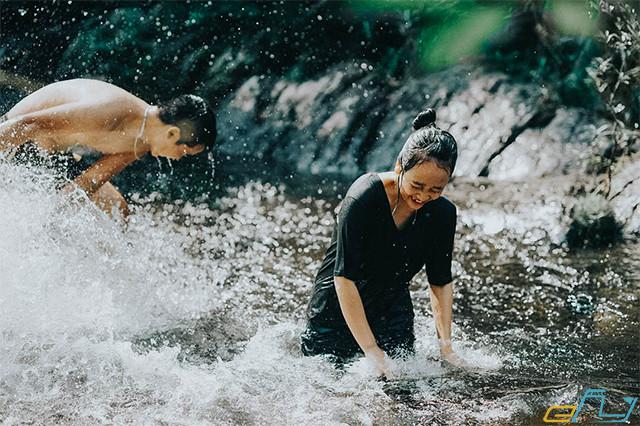 địa điểm du lịch ở Bắc Giang tại rừng nguyên sinh khe gỗ