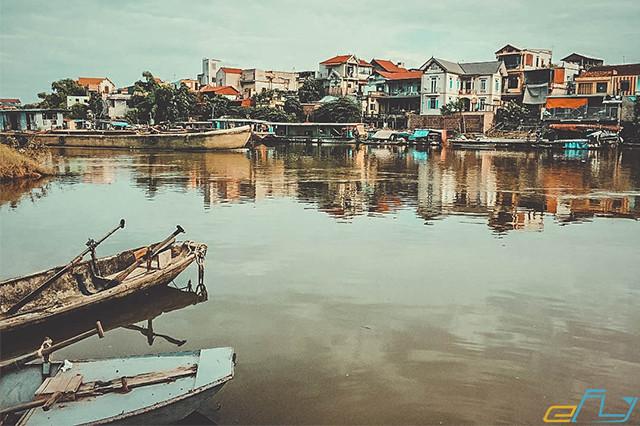 địa điểm du lịch ở Bắc Giang làng thổ hà