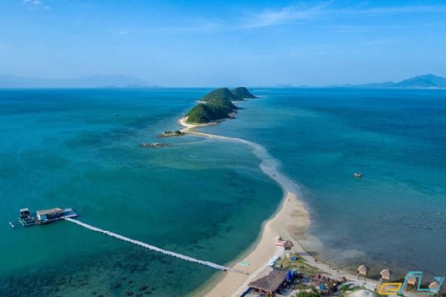 Review đảo Điệp Sơn Nha Trang chi tiết nhất
