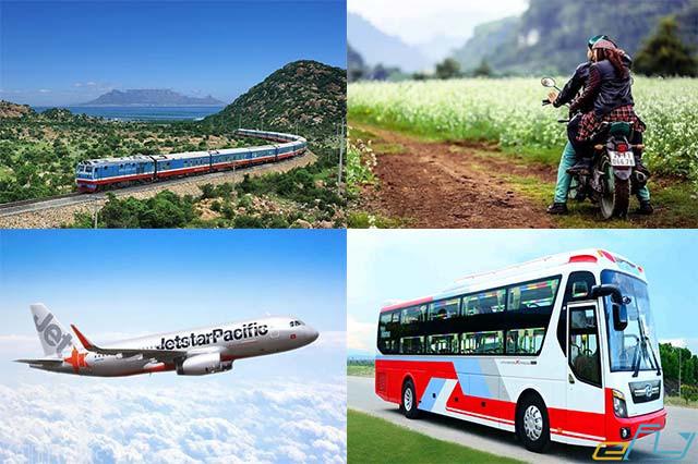 lựa chọn phương tiện đi lại phù hợp chuyến du lịch hà nội