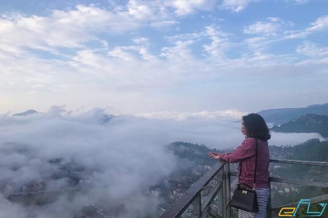 Những địa điểm ngắm mây Sapa đẹp tựa thiên đường