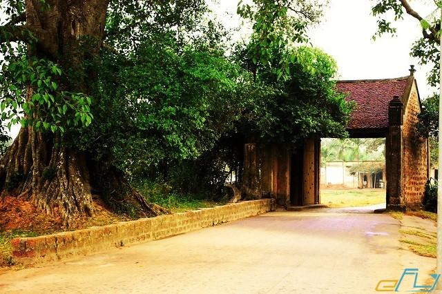 làng cổ đường lâm sơn tây