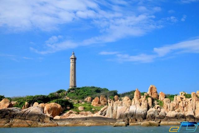 địa điểm du lịch Ninh Thuận: mũi dinh
