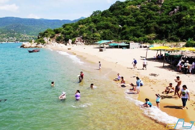 địa điểm du lịch Ninh Thuận: bến ninh chữ