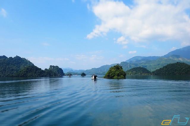 cẩm nang du lịch hồ Thung Nai