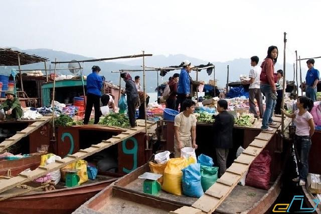 cẩm nang du lịch hồ Thung Nai: đi chợ phiên
