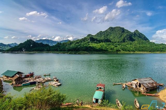 cẩm nang du lịch hồ Thung Nai mới nhất